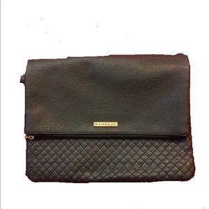 Rampage black purse